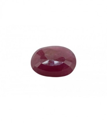 7.06 cts Unheated Natural Ruby