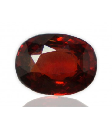 4.20 cts Natural Hessonite Garnet