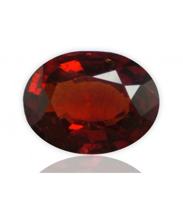 4.44 cts Natural Hessonite Garnet