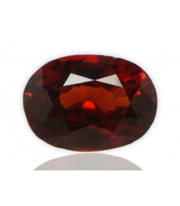 4.14 cts Natural Hessonite Garnet