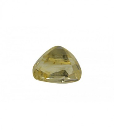 1.17 cts Unheated Natural Yellow Sapphire