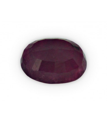 5.73 cts Unheated Natural Ruby
