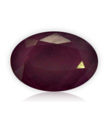 4.24 cts Unheated Natural Ruby