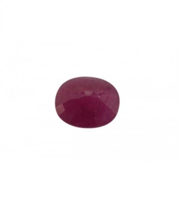4.54 cts Unheated Natural Ruby