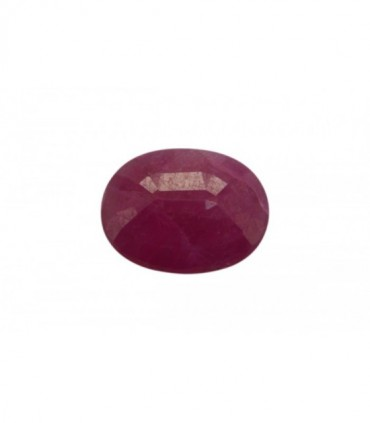 4.63 cts Unheated Natural Ruby