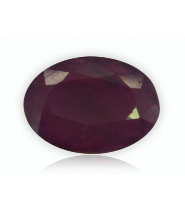 5.06 cts Unheated Natural Ruby