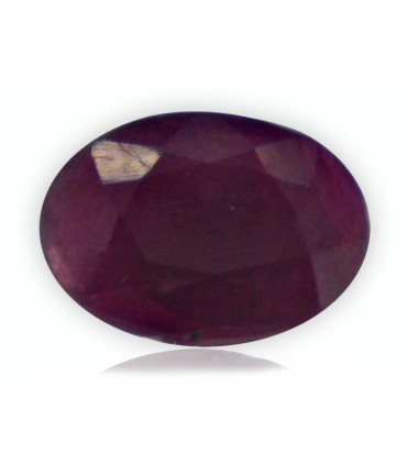 3.02 cts Unheated Natural Ruby
