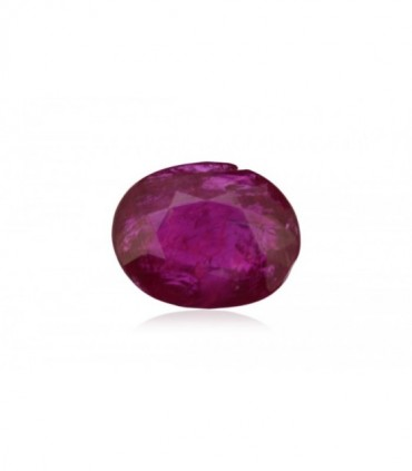 2.17 cts Unheated Natural Ruby