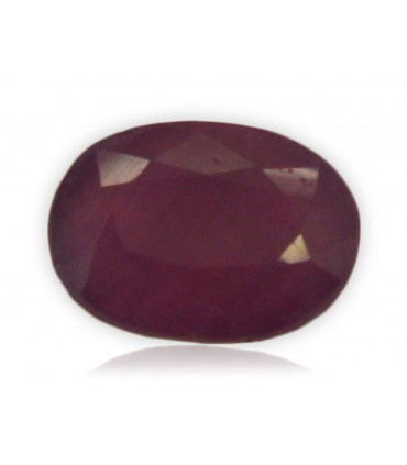 5.16 cts Unheated Natural Ruby