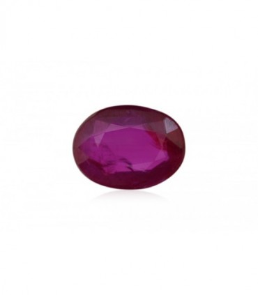 1.36 cts Unheated Natural Ruby