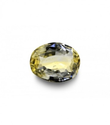2.32 cts Unheated Natural Bi-Color Sapphire