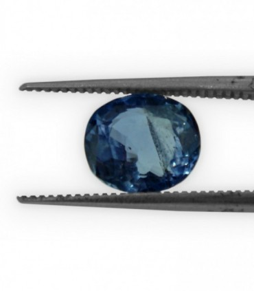 2.60 cts Unheated Natural Blue Sapphire