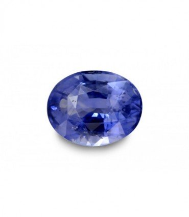4.54 cts Unheated Natural Blue Sapphire