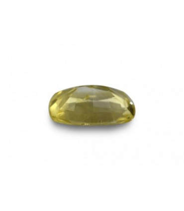 1.13 cts Unheated Natural Yellow Sapphire