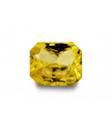 1.50 cts Natural Yellow Sapphire