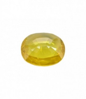 4.06 cts Unheated Natural Yellow Sapphire