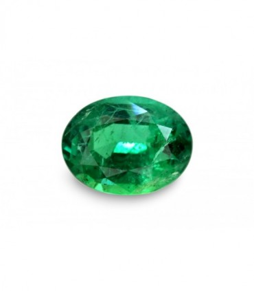 3.98 cts Natural Emerald