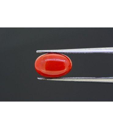 4.11 cts Natural Emerald