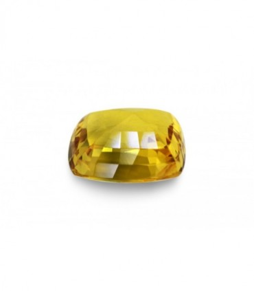 6.12 cts Unheated Natural Yellow Sapphire