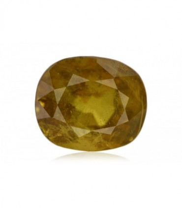 2.20 cts Unheated Natural Yellow Sapphire