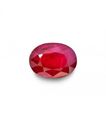 3.92 cts Unheated Natural Ruby