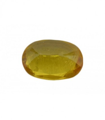 2.84 cts Unheated Natural Yellow Sapphire