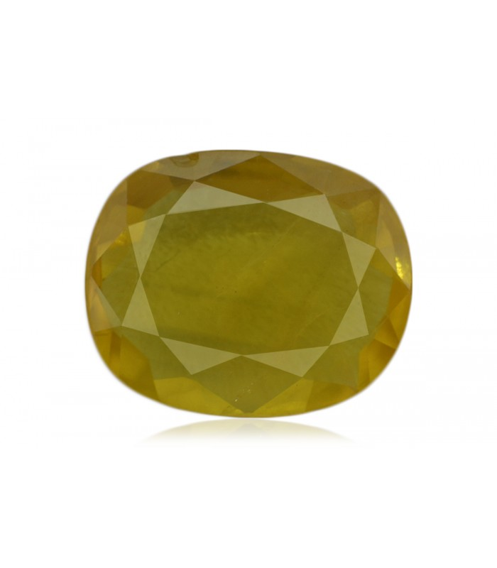 2.33 cts Natural Yellow Sapphire