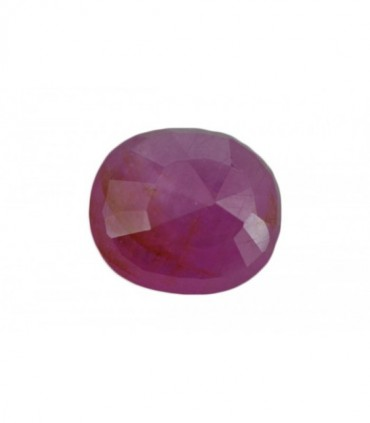 6.22 cts Unheated Natural Ruby