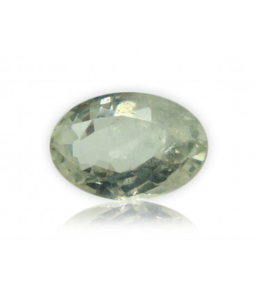 2.86 cts Unheated Natural White Sapphire
