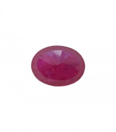 5.13 cts Unheated Natural Ruby