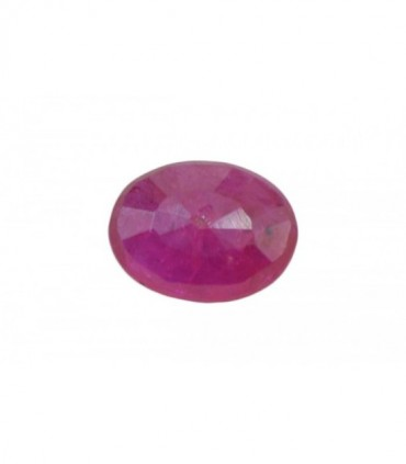 3.68 cts Unheated Natural Ruby