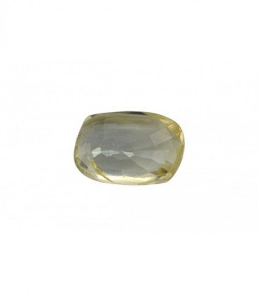 1.98 cts Unheated Natural Yellow Sapphire