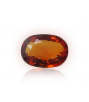 3.18 cts Natural Hessonite Garnet