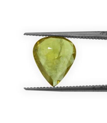 4.31 cts Natural Hessonite Garnet