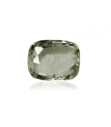 2.20 cts Unheated Natural White Sapphire