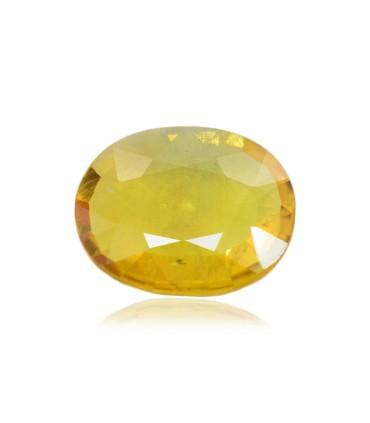 3.38 cts Natural Hessonite Garnet