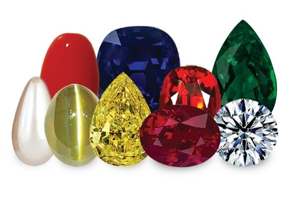 Gemstone - Beauty, Longevity, Rarity