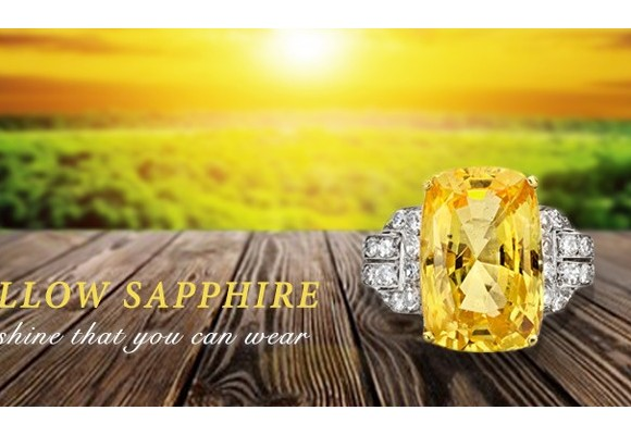 Why Yellow Sapphires are one of the most beautiful gemstones in the world