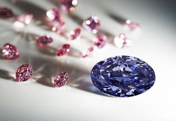 'Impossibly rare violet diamond' discovered in Australia